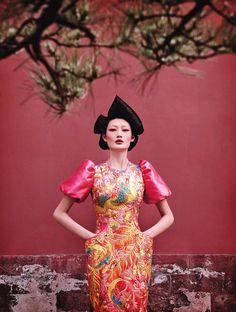 Spectrum <3's Chinese fashion