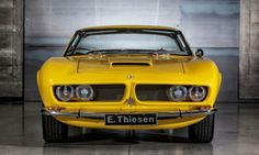 #Iso #Grifo #Coupe Serie 1