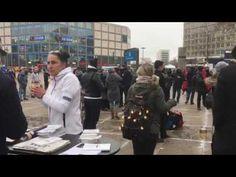 Journalistin, Sophia-Maria Antonulas, wird festgenommen Youtube, Youtubers, Youtube Movies