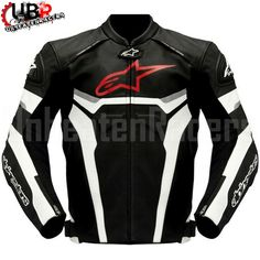 Alpinestar Motorbike Leather Jacket Unbeatenracers.com Motorcycle Jackets, Motorcycle Gear, Motorbike Leathers, Motorbikes, Helmet, Safety, Motorcycles, Racing, Leather Jacket