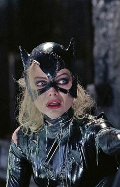 batman, catwoman, batman returns, 1990s, 90s, 1992, comics, comic books, comic book movies, dc comics, Michelle Pfeiffer