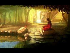 Meditação guiada para entender a missão espiritual 07-07 - YouTube