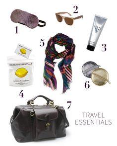 Holiday Travel Essentials// Lemon Towelettes// Herban Essentials