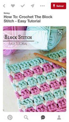 Block stitch