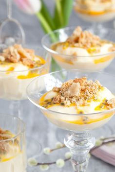 Candy Recipes, Raw Food Recipes, Dessert Recipes, Mousse, Good Food, Yummy Food, Tasty, Desserts In A Glass, Cheesecakes