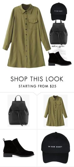 """Go Army Green"" by mycherryblossom ❤ liked on Polyvore featuring мода, Lucky Brand, Gogreen, polyvoreeditorial, polyvorestyle и militarygreen"