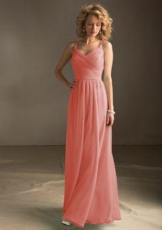 ANGELINA FACCENDA BRIDESMAIDS By Mori Lee Style 20412