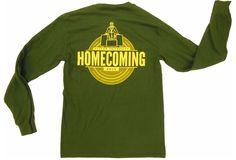 Baylor University 2015 Homecoming Long Sleeve T-Shirt