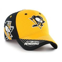 NHL Pittsburgh Penguins Hubris Cap / Hat by Fan Favorite