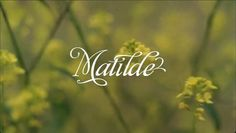Doesn't this film make you want to rush right out to every consignment, resale, and thrift shop you can find? http://HowToConsign.com/find.htm ) Matilde by closet visit. A Film by Jeana Sohn and Claire Cottrell