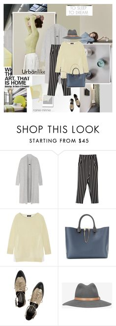 """To Sleep To Dream"" by rainie-minnie ❤ liked on Polyvore featuring Yves Saint Laurent, Joseph, Magaschoni, Chloé, Rebecca Minkoff and rag & bone"