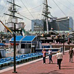 Affordable finds along Baltimore's historic port.