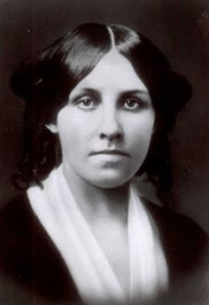 Louisa May Alcott....  one of my middle names is Jo