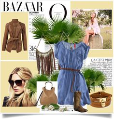 """""""cowboy chic"""" by imishakm on Polyvore"""