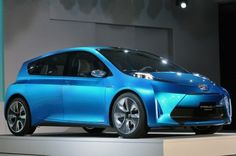 If you want a car for mileage and economy, the new Toyota Prius C is the right one for you. This car may not be built for performance, but it is adequate at best with its two electric generators and output that can go up to 99 hp.