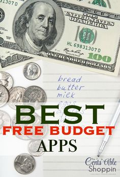 The BEST FREE Budget Apps (you won't want to miss!)