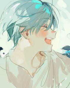 ㅎ😷 (@ksk535) / Twitter Dark Anime Guys, Cute Anime Guys, Cute Anime Character, Character Art, Aesthetic Art, Aesthetic Anime, Pretty Art, Cute Art, Manga Art
