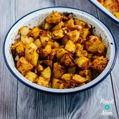 If you're looking for a slimming-friendly, spicy side dish then these Mexican Potatoes will fit the bill whether you're following Weight Watchers or Calorie Counting!