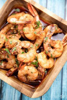 Spicy Shrimp #Paleo