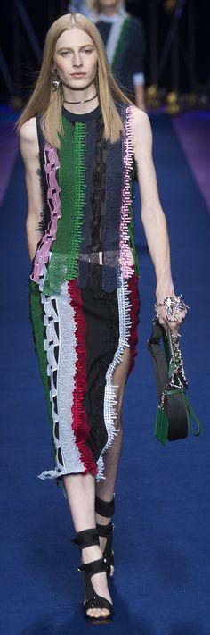 Versace - Spring 2017