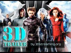 EXCLUSIVE 3D TRAILER X-Men: Days of Future Past 3D 2014 ....