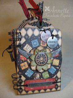 Eclectic Paperie: French Country Tag Mini