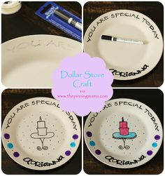 NEED to make these for the kids! Dollar store crafts are my fave.www.thepinningmama.com