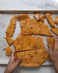 Honeycomb Candy Homemade Recipe - A Cozy Kitchen - - This Honeycomb Candy recipe is made with zero corn syrup and uses all clover honey. Honeycomb Toffee is a delicious candy, perfect to give as gifts. Honeycomb Recipe, Honeycomb Candy, Candy Recipes, Dessert Recipes, Dessert Dishes, Donut Recipes, Donuts, Delicious Desserts, Yummy Food