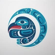 alaskan inuit art print