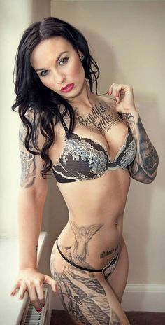 Something is. Tattoo sexy girls xxx your place