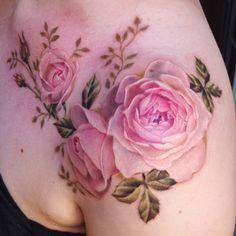 Resultado de imagem para flor do feijão carioca tatuagem artistica
