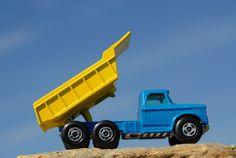 Matchbox Superfast Dodge Dump Truck 48 5 | da Chris*4