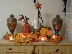 Halloween 2006, entry hall.