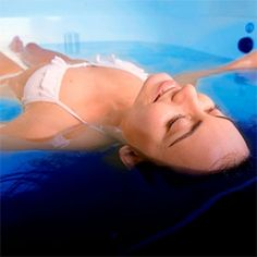 Floating is one of the most effective therapy to come in a state of deep relaxation by eliciting the body's relaxation response.