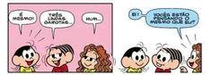 19 quadrinhos da Turma da Mônica que vão deixar você transtornado