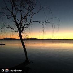 #Repost @luca88nox  #lake #trasimeno #trasimenolake #amazing #sunset #italy #wonderfull #photooftheday #instagram #bestpicture #bestphoto
