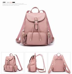 DOODOO Designer Brand Fashion Women Genuine Leather Backpack Vintage women  backpack Designer Brand School Bags hot T280-in Backpacks from Luggage    Bags on ... 037851ebe4239