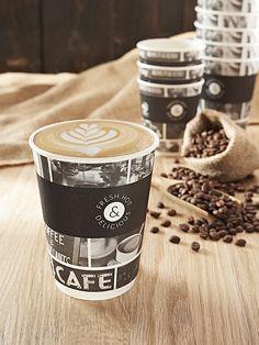 Huhtamaki Coffee. The perfect cosy drink!