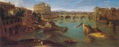Gaspar Van Wittel Roma sparita: ottimo sito per chi coltiva nel cuore le immagini di Roma com'era e come rimane nel nostro cuore romano!