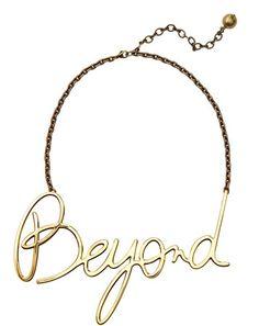 The Bazaar: Neutral Ground  - Lavin necklace