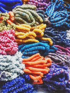 Bead Market Adventures