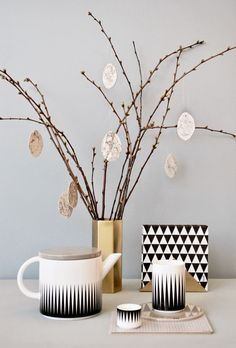 Diy - Wallpaper Eggs For Easter