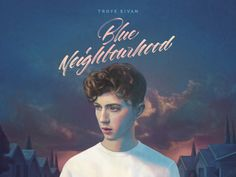Blue Neighbourhood by Matt Vergotis - Dribbble