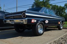 Lot Shots Find of the Week: 1965 Ford Falcon - OnAllCylinders 65 Ford Falcon, 70s Muscle Cars, Mercury Cars, Ford Classic Cars, Mustang Fastback, Ford Fairlane, Vintage Race Car, Drag Cars, Drag Racing