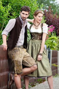 Dirndl lederhosen This could be us but you playin.....