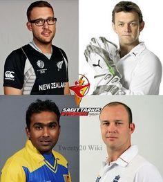 Sagittarius Strikers Squad for 2016 MCL Twenty20 - T20 Wiki