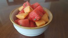 Summer Melon Salad | Fall In Love With Food Again #VeganFoodLovers #PlantBasedFood #VeganRecipes