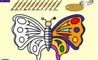 Vlinders kleuren