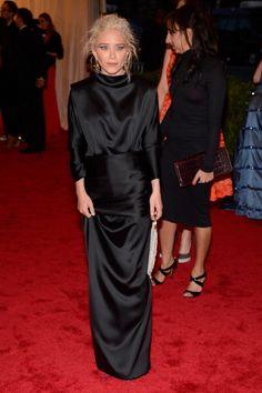 Absolutely devine Mary Kate Olsen in The Row Met Gala 2012