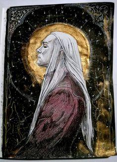 The Elven King by Kalgotke on DeviantArt